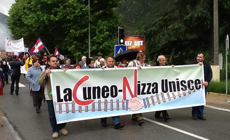 Viva la ferrovia Cuneo-Nizza