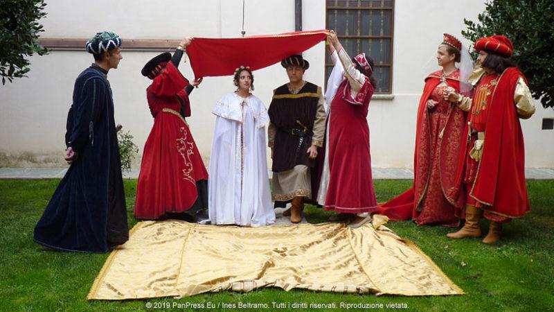 Matrimonio al monastero